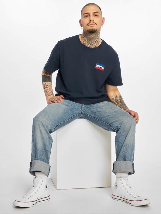 Levi's® Tričká Sportswear Logo Graphic modrá
