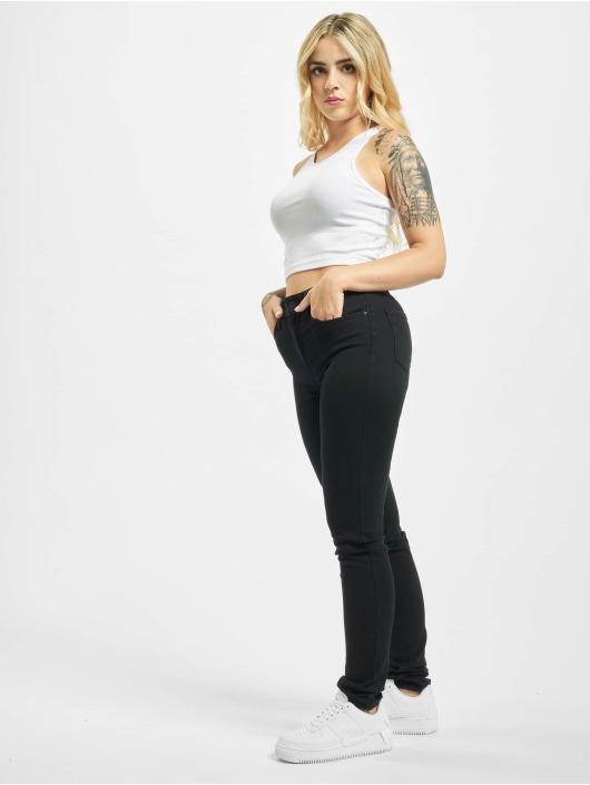 Levi's® Tynne bukser 721 High Rise svart