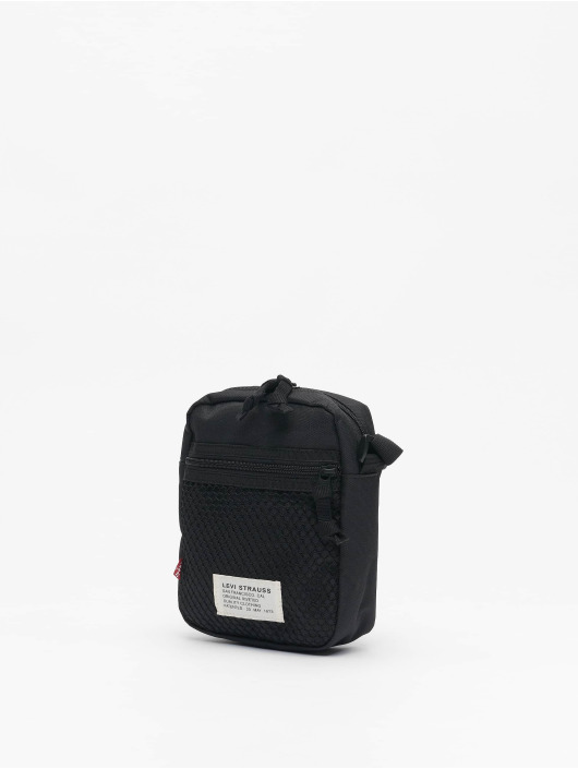 Levi's® Väska L Series Mesh X-Body svart