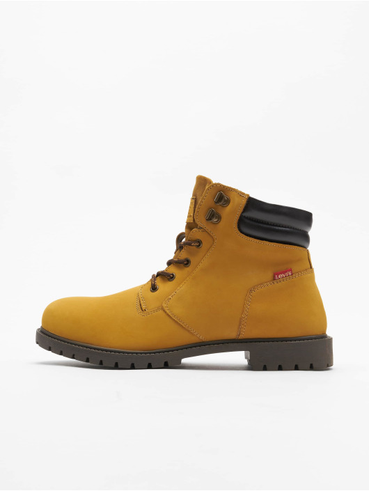 Levi's® Vapaa-ajan kengät Hodges 2.0Hodges 2.0 keltainen