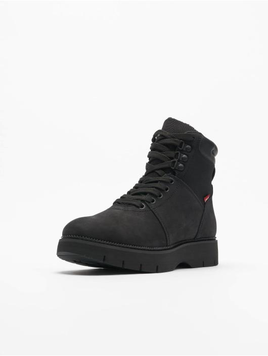 Levi's® Vapaa-ajan kengät Jaxy Mid musta