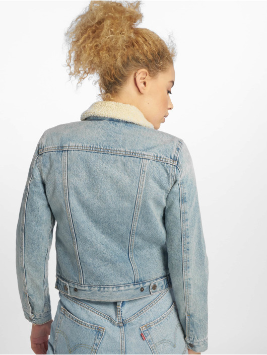 Bleu 520259 Levi's® Femme Jean Denim Original Veste QedEBxoCrW
