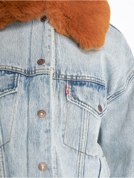 Levi's® Veste Jean Oversized Denim multicolore