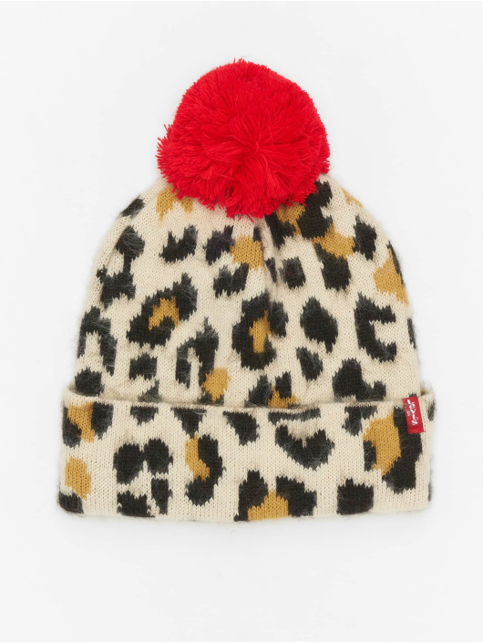 Levi's® Winter Bonnet Leopard brown