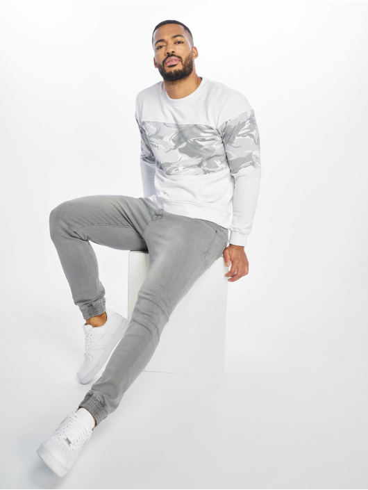 Lifted Пуловер Mica белый