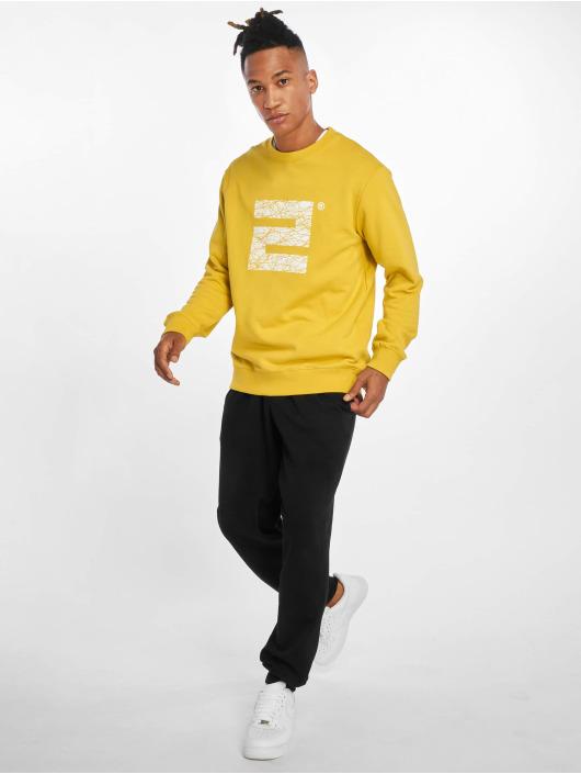 Lifted Пуловер Hana желтый