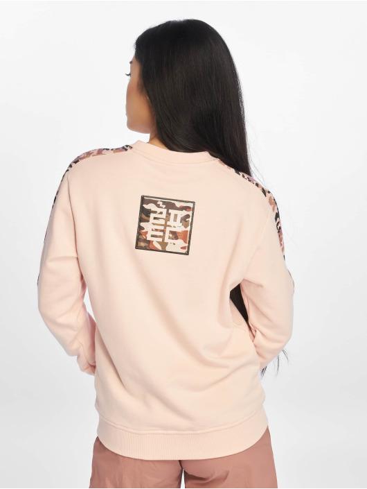 Lifted Пуловер Nora розовый