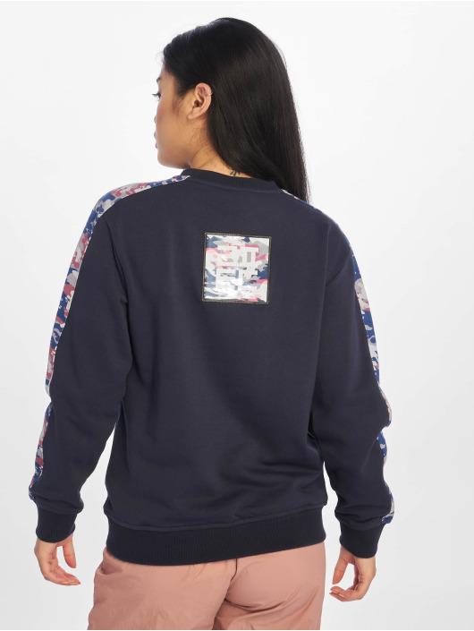 Lifted Пуловер Nora синий