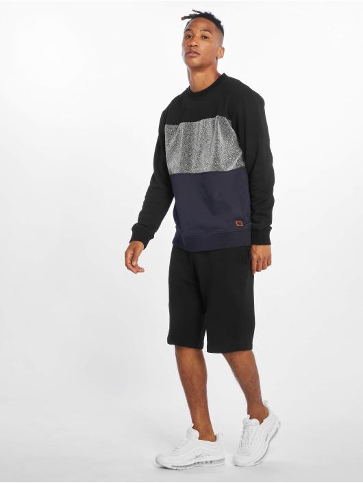 Lifted Пуловер Luca черный