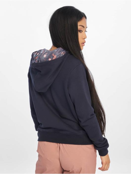 Lifted Bluzy z kapturem Kira niebieski