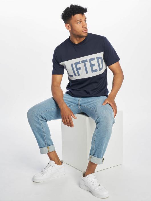 Lifted Camiseta Sota azul