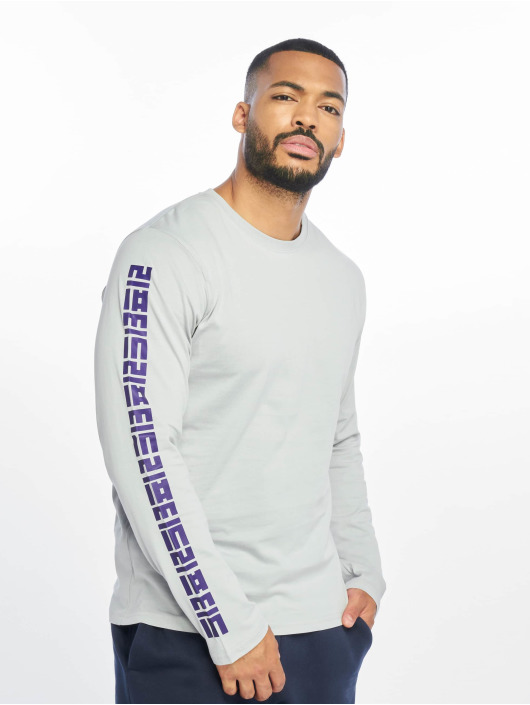 Lifted Camiseta de manga larga Yun gris