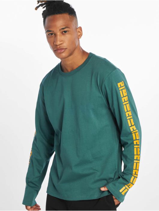 Lifted Camiseta de manga larga Yun verde