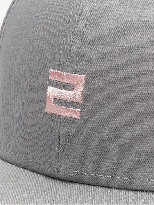 Lifted Casquette Snapback & Strapback Elin bleu