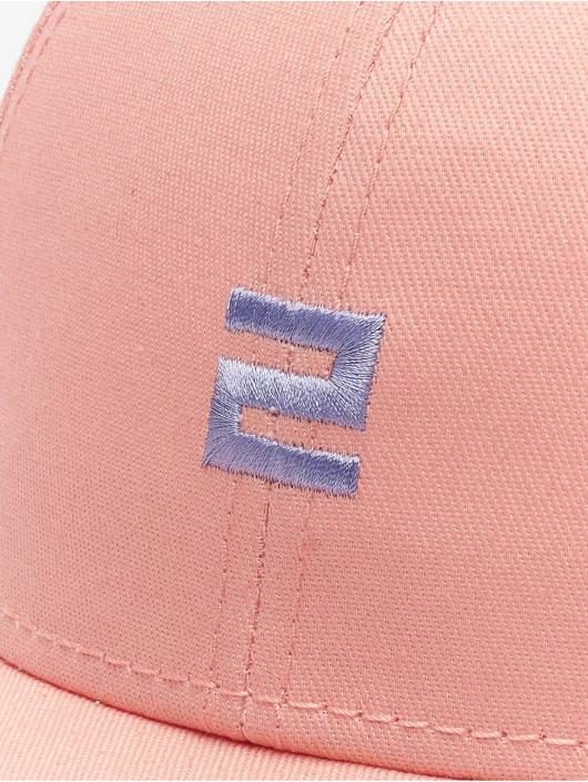 Lifted Casquette Snapback & Strapback Elin magenta