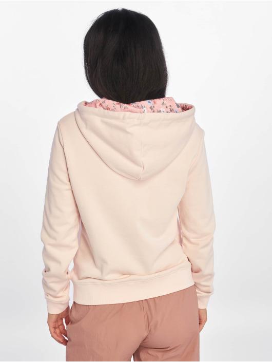Lifted Felpa con cappuccio Kira rosa chiaro