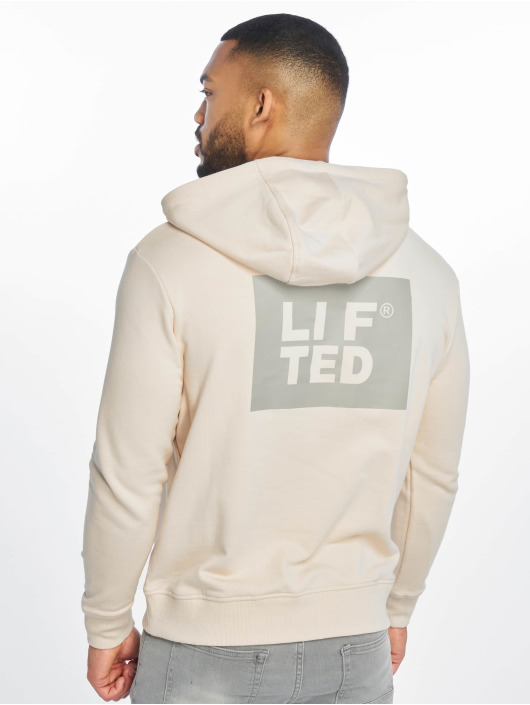 Lifted Hoodies Aton beige