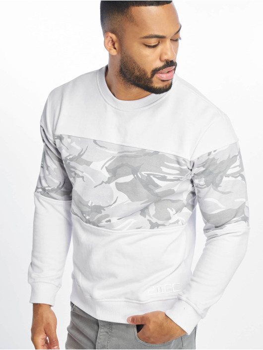 Lifted Jumper Mica white