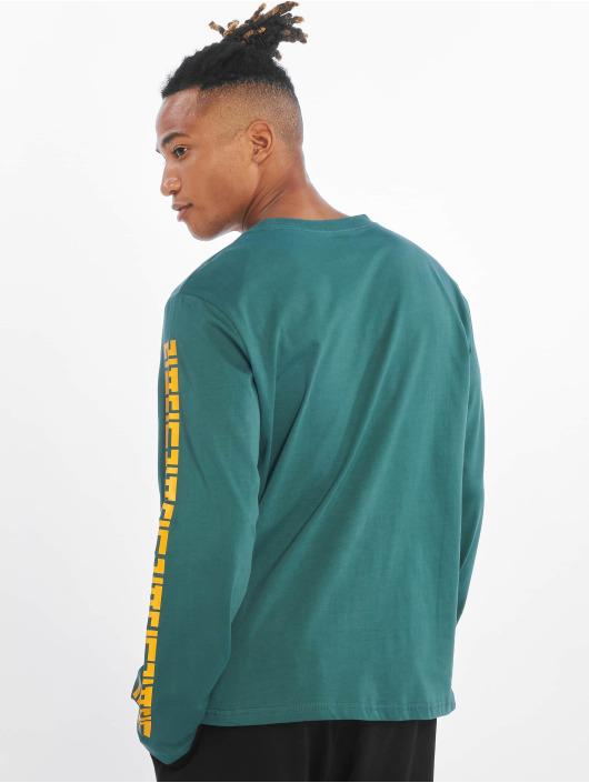 Lifted Longsleeves Yun zelený