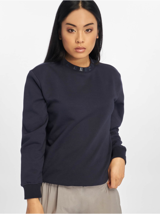 Lifted Pullover Juna blau