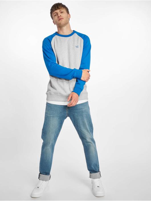 Lifted Pullover Haru grau