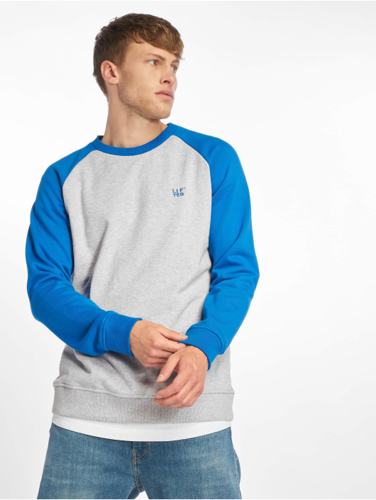 Lifted Pullover Haru grey