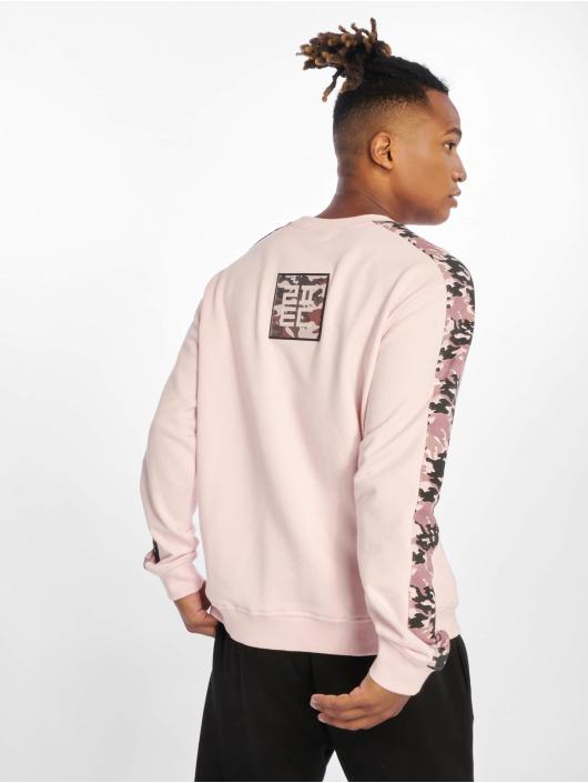 Lifted Pullover Ken rosa