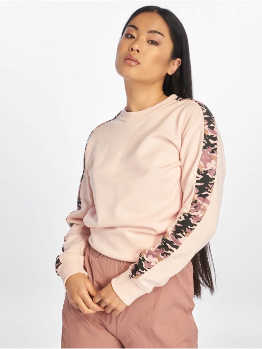 Lifted Pullover Nora rosa