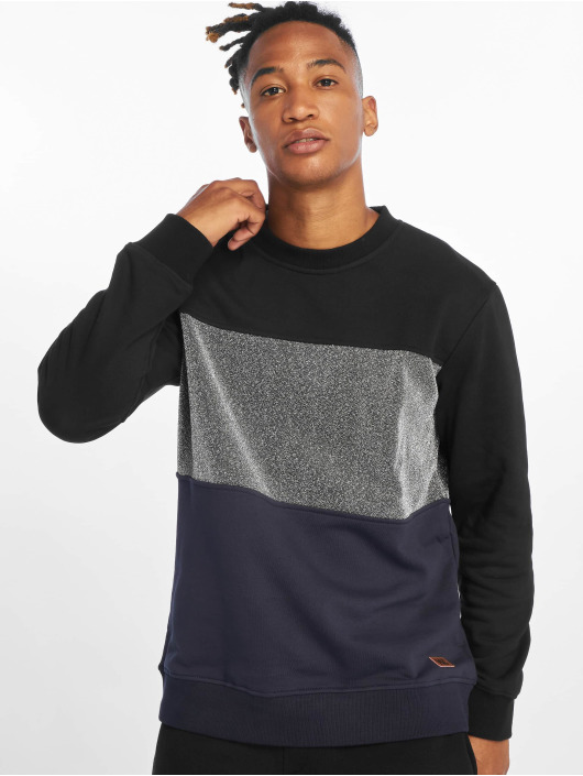 Lifted Pullover Luca schwarz