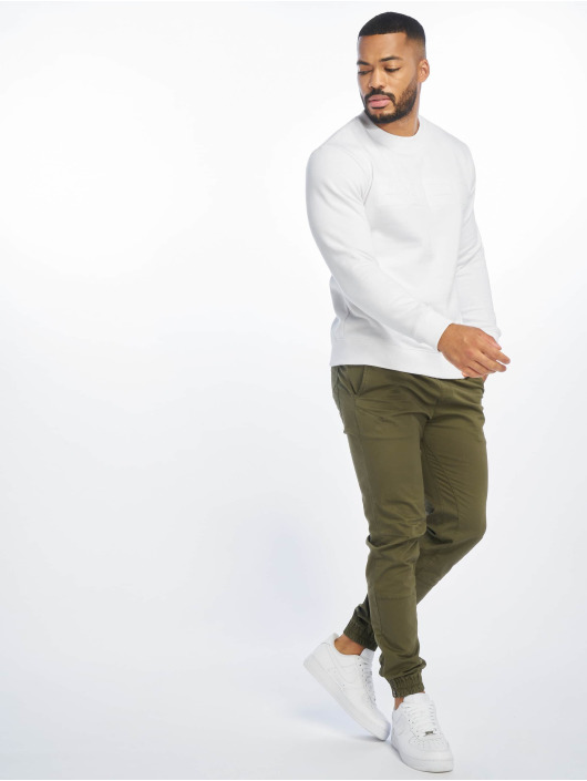 Lifted Pullover Wito weiß