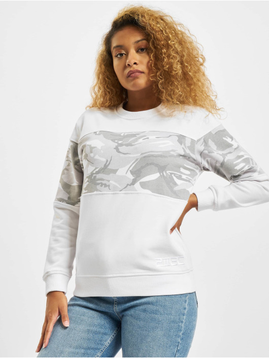 Lifted Pullover Solange weiß