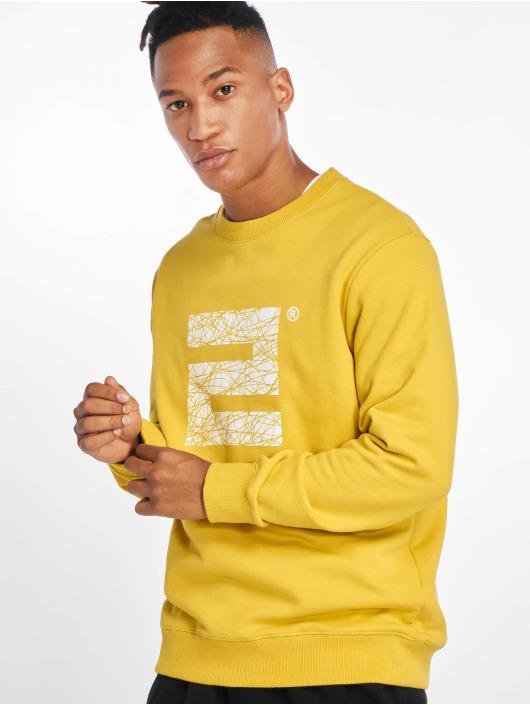 Lifted Pullover Hana yellow