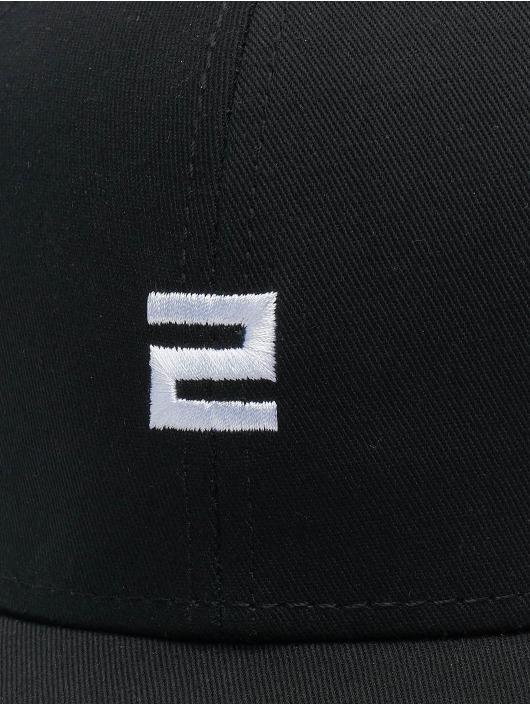 Lifted Snapback Caps Elin čern