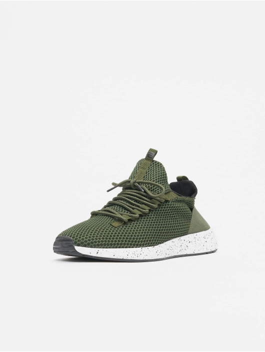 Lifted Sneaker Tory olive