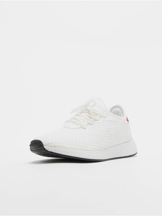 Lifted Sneaker Sage weiß