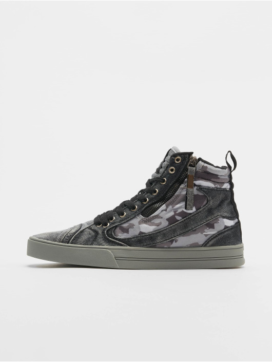 Lifted Sneakers Hunter camouflage