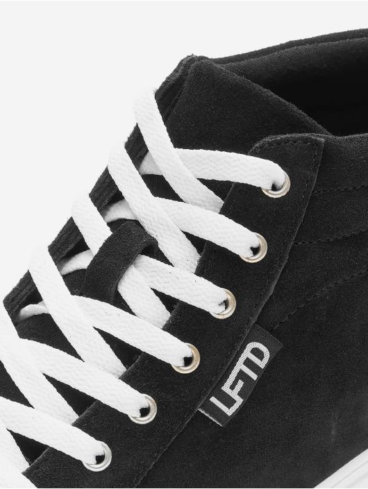Lifted Sneakers Sean svart