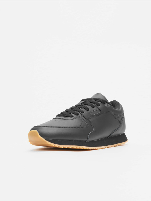 Lifted Sneakers Tim svart