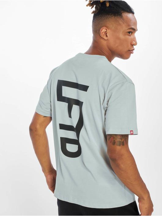 Lifted T-paidat Leach harmaa