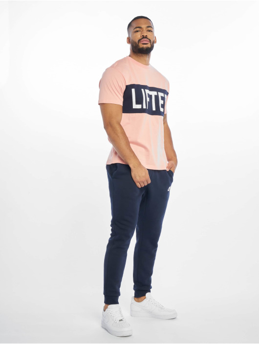 Lifted T-paidat Sota vaaleanpunainen