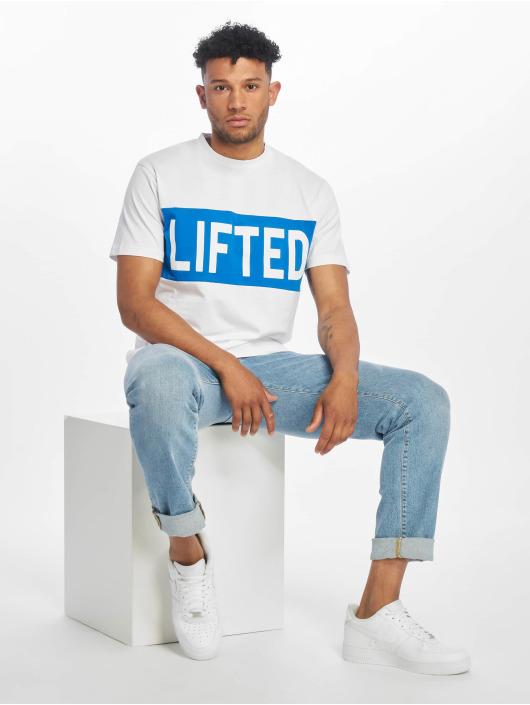 Lifted T-paidat Sota valkoinen