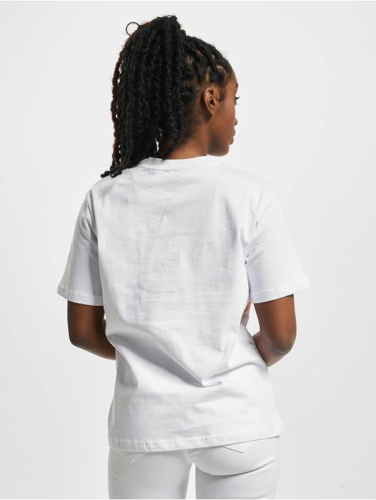 Lifted T-paidat Tam valkoinen