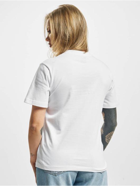 Lifted T-shirt Tam bianco
