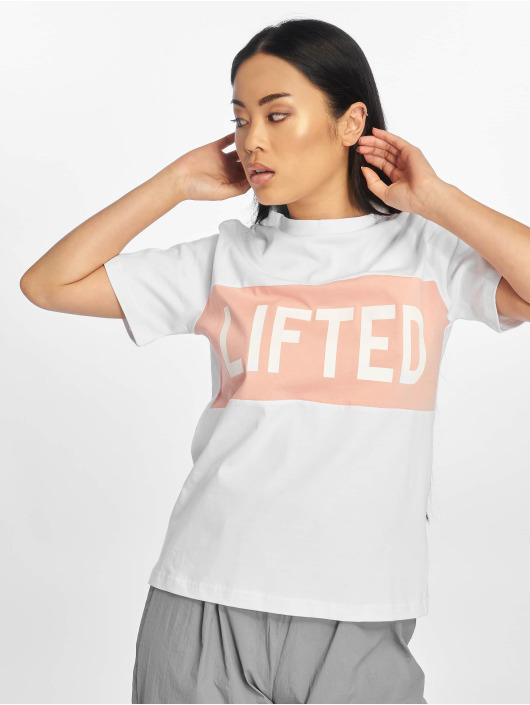 Lifted T-Shirt Tam blanc