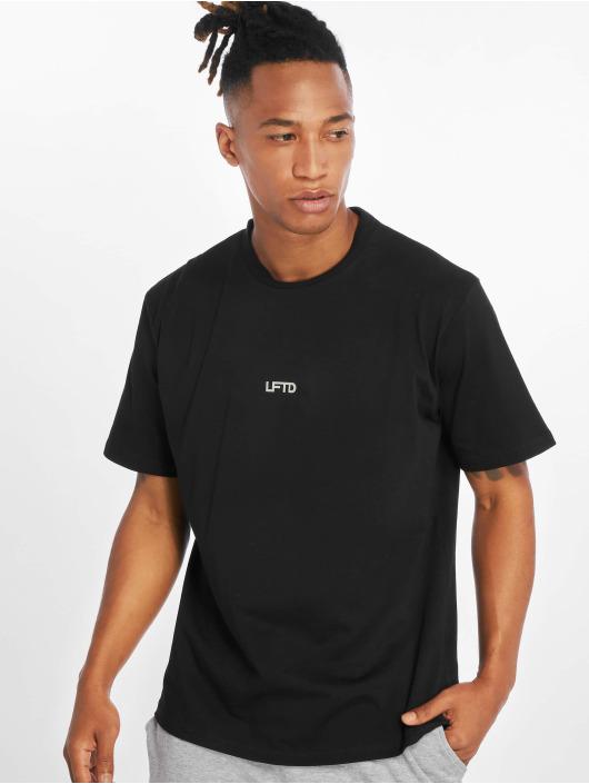 Lifted T-Shirt Leach blau