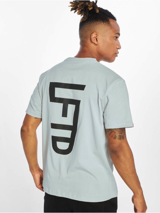 Lifted T-Shirt Leach gris