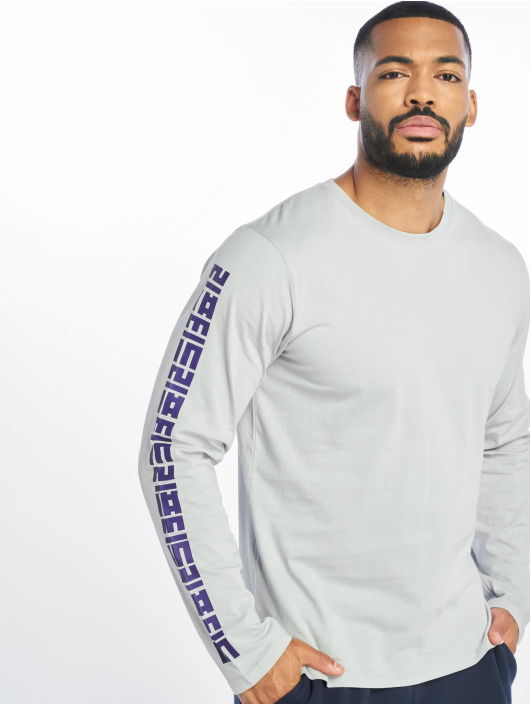 Lifted T-Shirt manches longues Yun gris