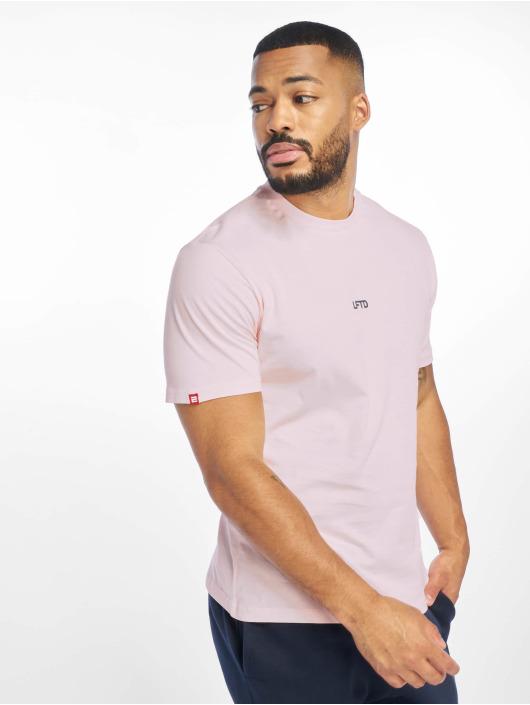 Lifted T-Shirt Leach rosa