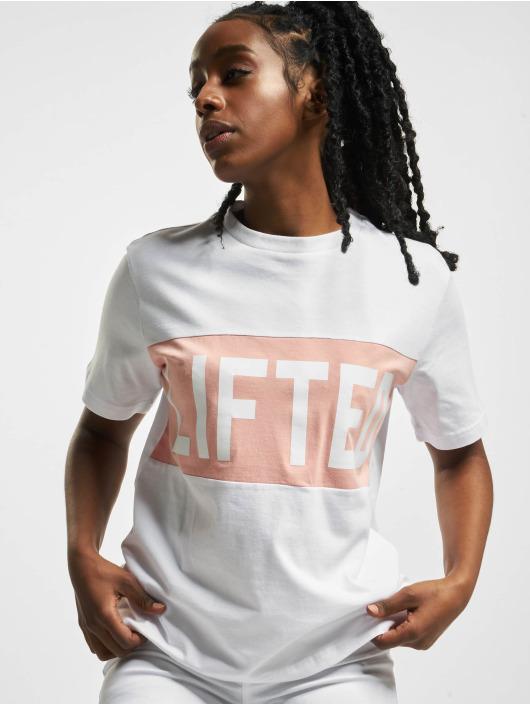 Lifted T-Shirt Tam weiß