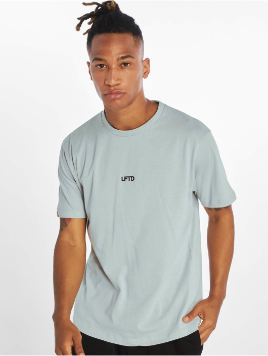 Lifted T-shirts Leach grå